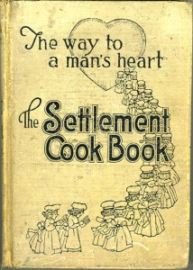 """Settlement"" cookbook, 1934. Rifman Family Papers Collection, JMM 1996.118.010"