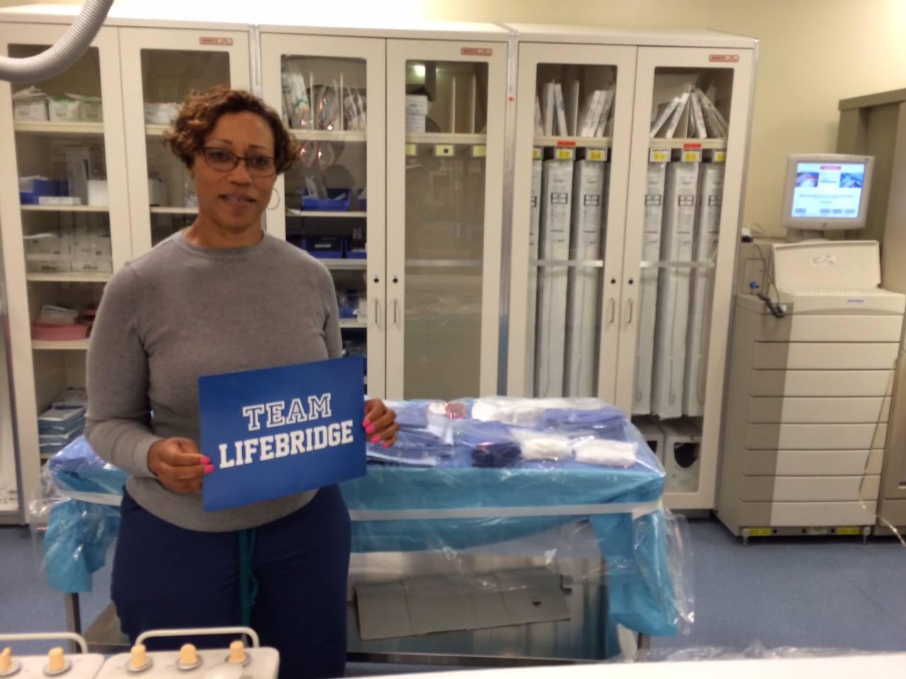 Hospital Staff, Sinai HospitalLifeBridge Health (3)   Beyond