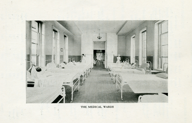 medical wards